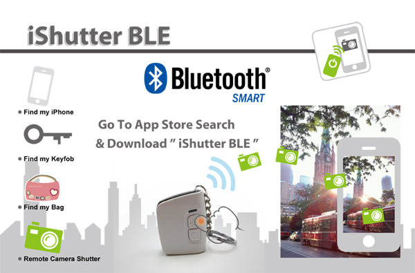 Key Fob App >> Joybien Ishutter Bluetooth Low Energy